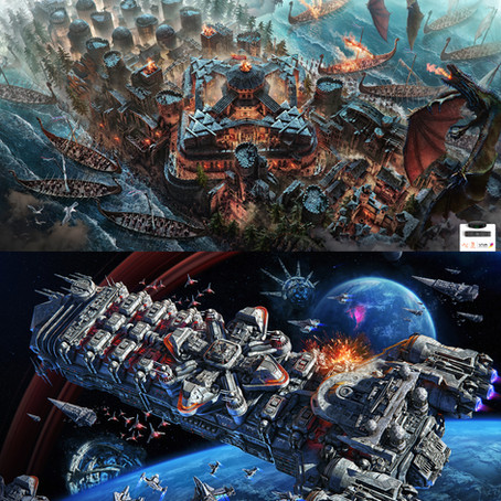 CGI artist Aleksandr Kuskov