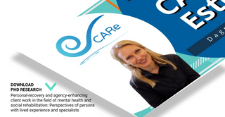 DAGMAR NARUSSON: Personal-recovery and agency-enhancing client work