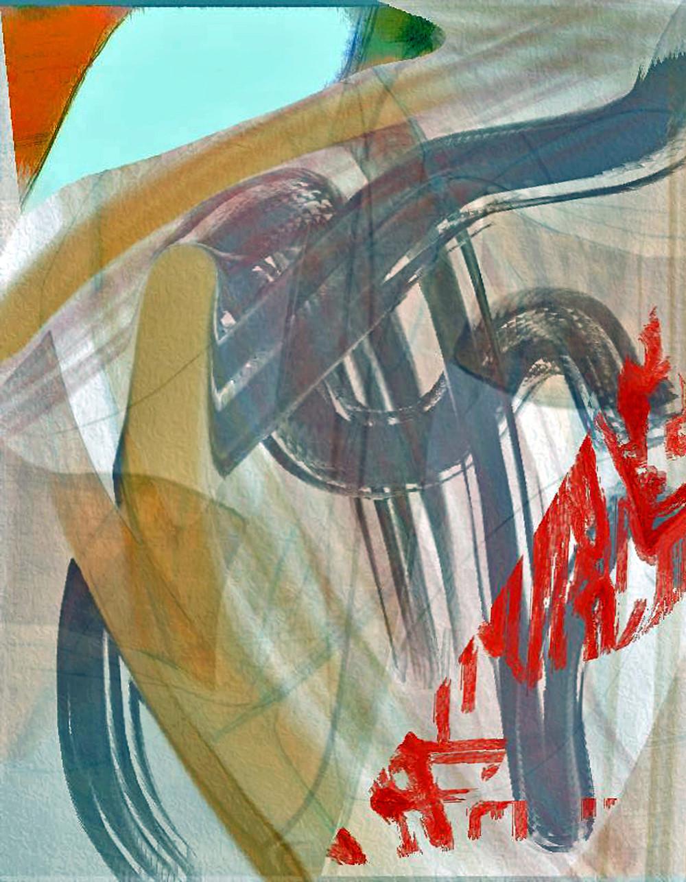 Laske Line #4, Lifelines 14, 18x14