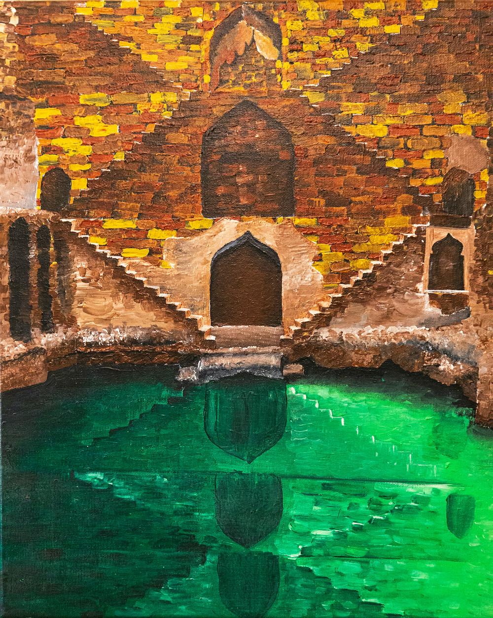 Water Stepwell