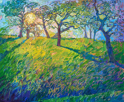 Painter Erin Hanson