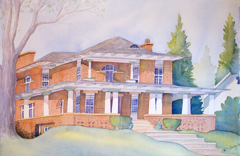 Maple Hill Home