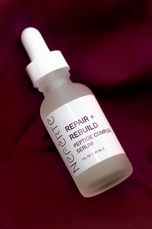 Repair and Rebuild Peptide Complex Serum