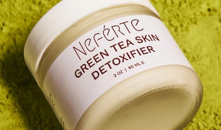 Green Tea Detoxifier