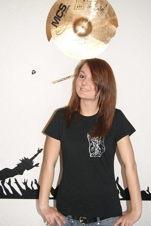 Girlie Shirt - Harry's full Metal Party
