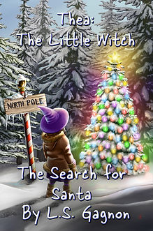 Thea The Little Witch-The Search for San