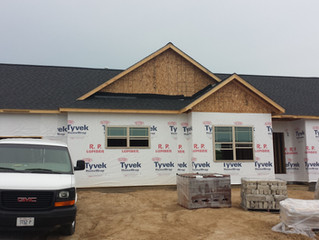 Progress Photo from Tuscany Ridge Custom in Maryville