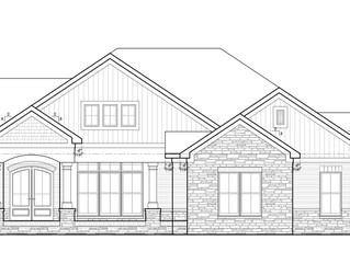 New Custom Home in Governor's Way Subdivision