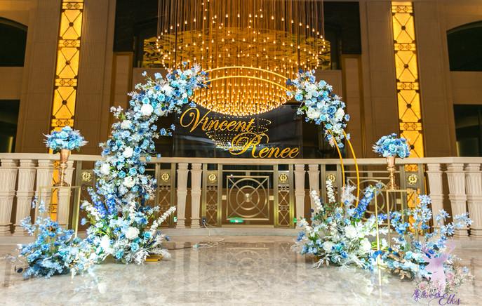 麋鹿小姐婚禮佈置 星語恆粹