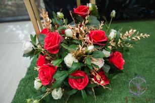 麋鹿小姐 婚禮背板出租l 永恆之愛