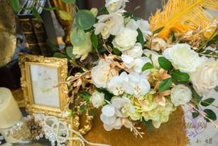 麋鹿小姐 婚禮背板出租l 復刻經典