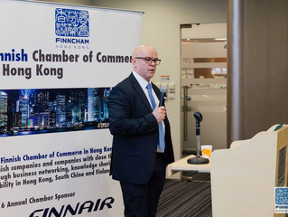 Finnish Education Event in Hong Kong