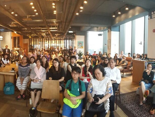 Future of Education event Metta HK
