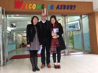 Asbury primary school