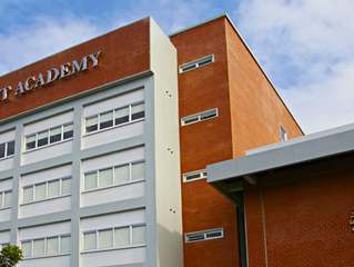 Everest Academy Manila, an example of the growing private schools aimed at the Filipino middle class