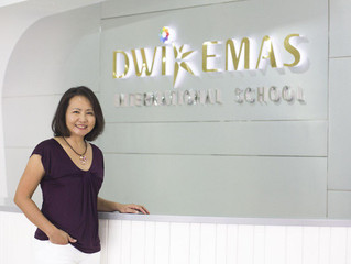 Anne Tham, Teacher, now founder of an entrepreneur education eco-system, changing education as we kn