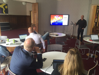 Polkuni presenting at xEdu Helsinki on China and SE Asian markets