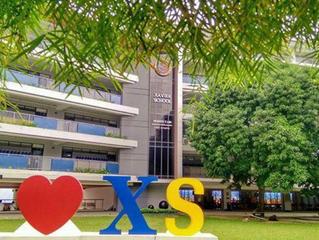 Xavier School Manila, Apple distinguished school.