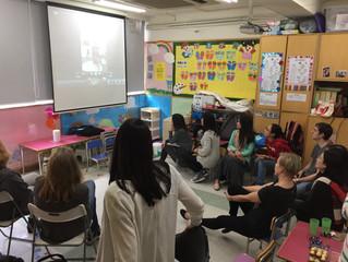 Fun Academy teacher training for new HK Finnish approach Playschool and Kindergarten