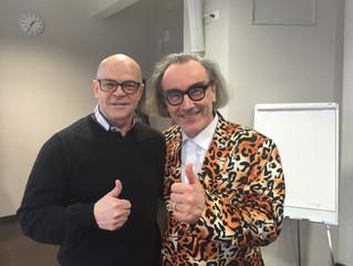 Helsinki day 3...Professor Esa Saarinen