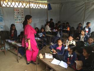 Empowering Nepal through education
