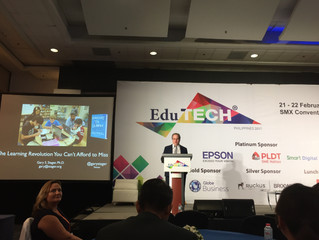 Day 1 EduTech 21st Century Education for all in the Philippines