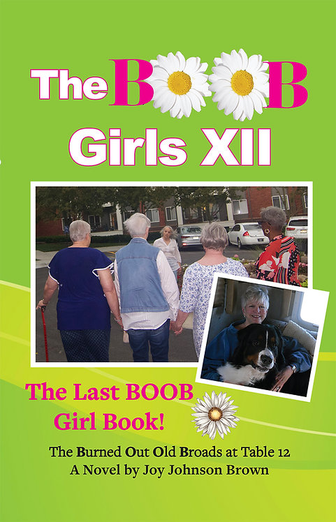 The Last BOOB Girl Book!