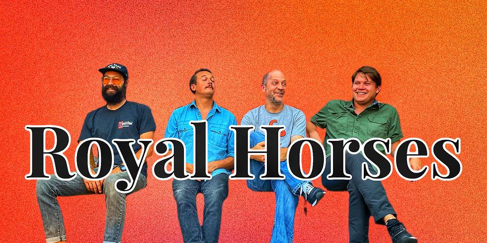 Royal Horses live @ Keg and Barrel