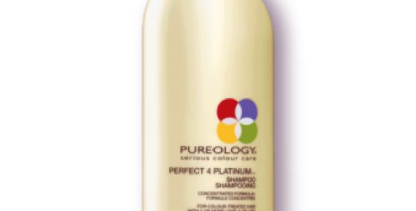 Perfect 4 Platinium Shampoo