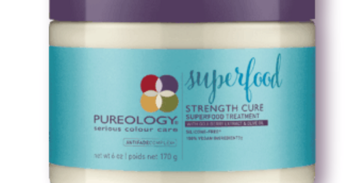 Strength Cure Superfood Treatment