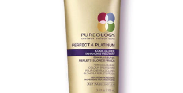 Perfect 4 platinium Cool Blonde Enhancing Treatment
