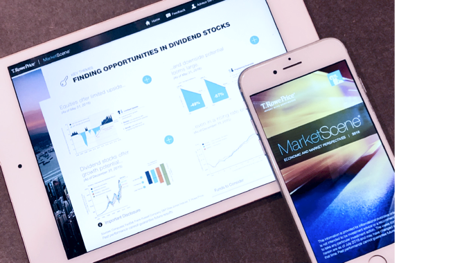T. Rowe Price MarketSceneApp