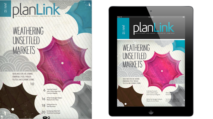 T. Rowe Price planLink Magazine