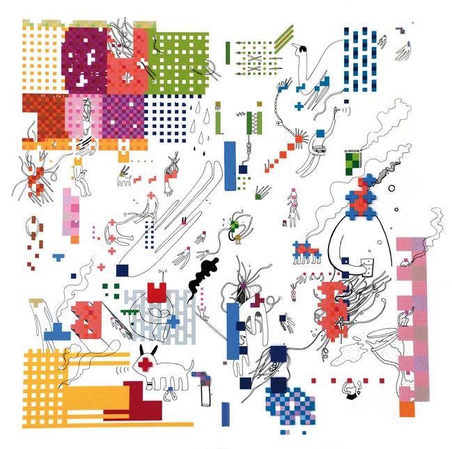 Pixel Space 001