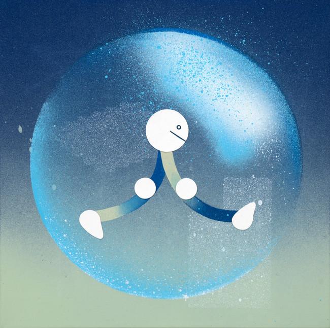 Bubble Walking