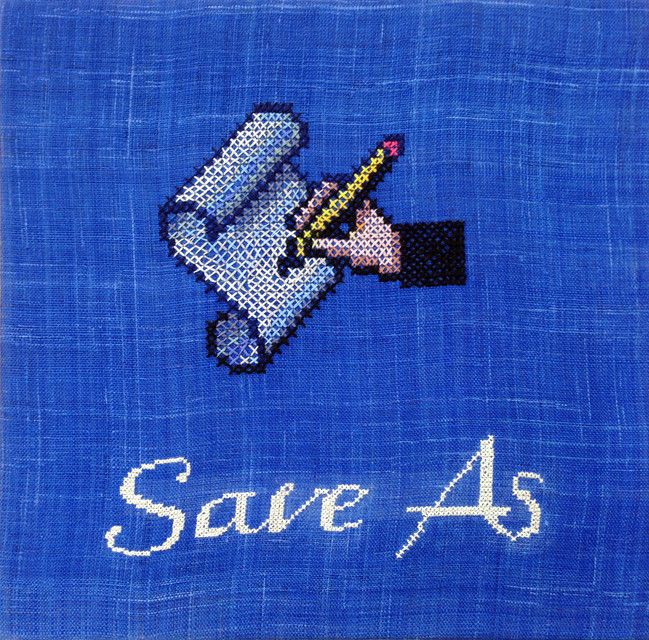 save as