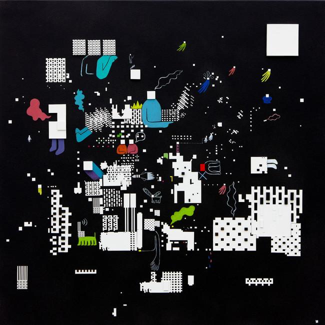 Pixel Space 010