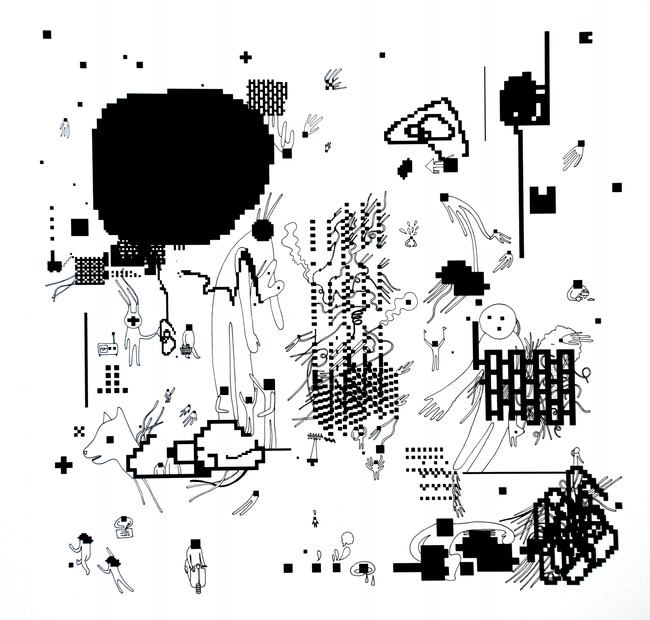 Pixel Space 003