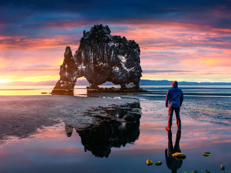 Iceland -young country