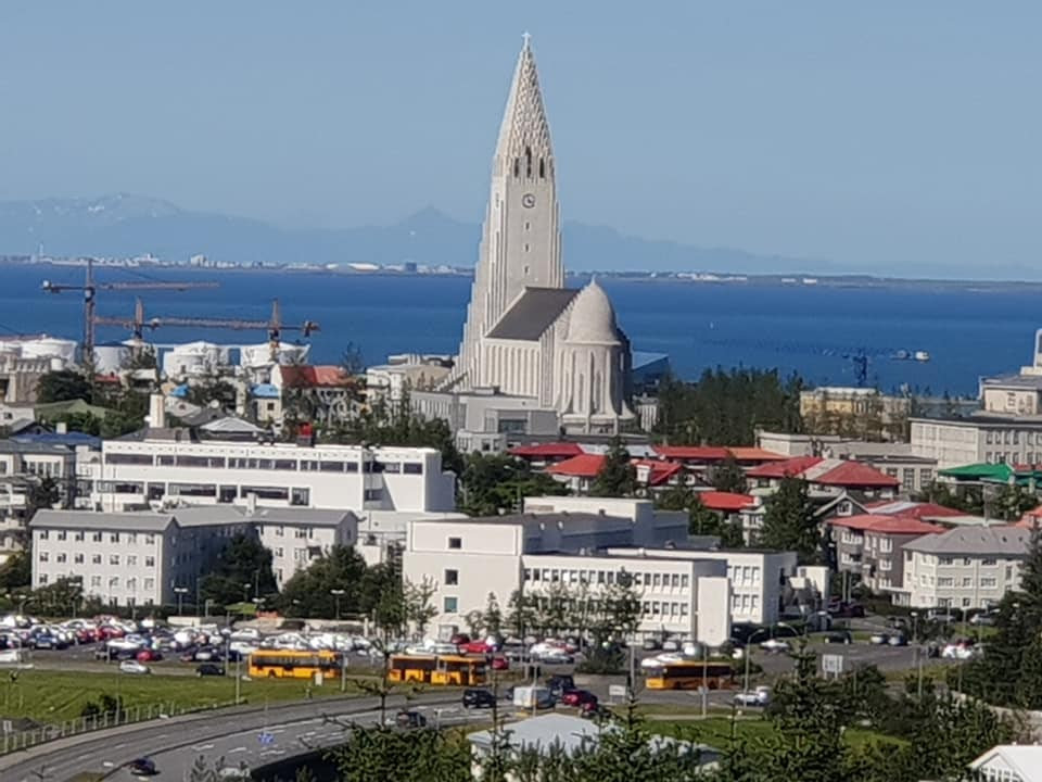 Reykjavik and the capital area