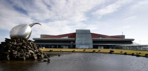 Airport transfer  from Keflavik airport