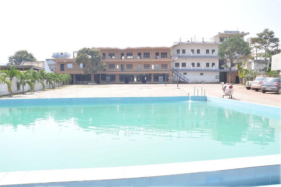 manasa defence academy building