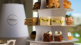 Afternoon Tea for Two at Home from The C