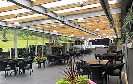 The Terrace at The Church Restaurant Bar and Café Letterkenny Co Donegal