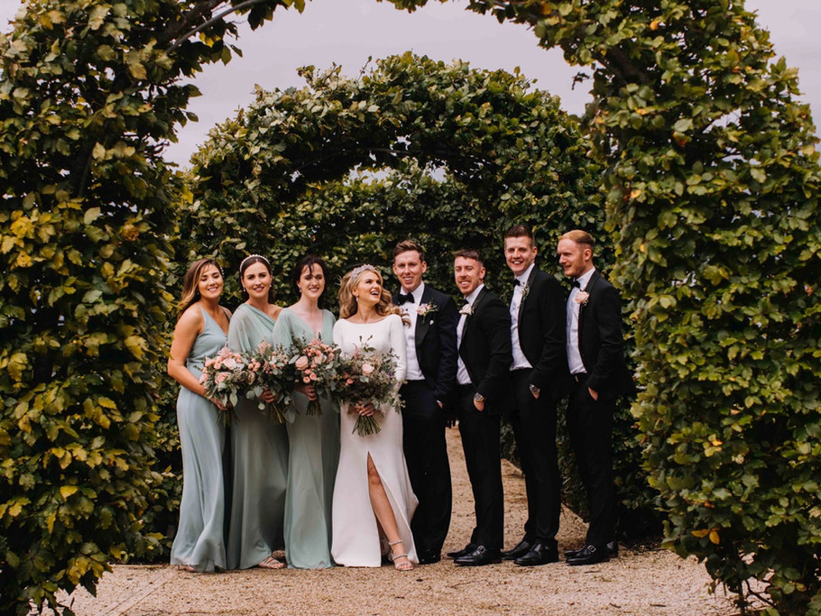 Rockhill House Wedding 1