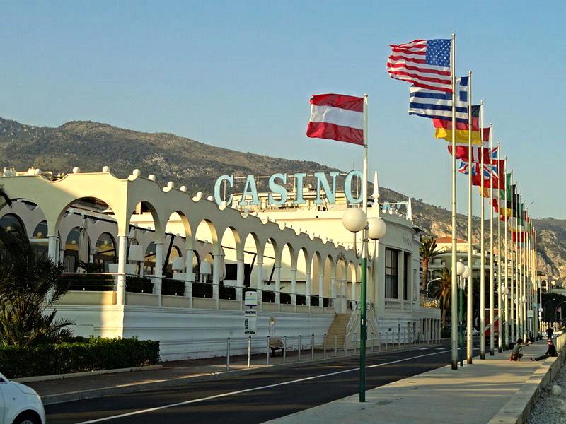 Casino of Menton
