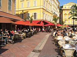 Old city of Nice