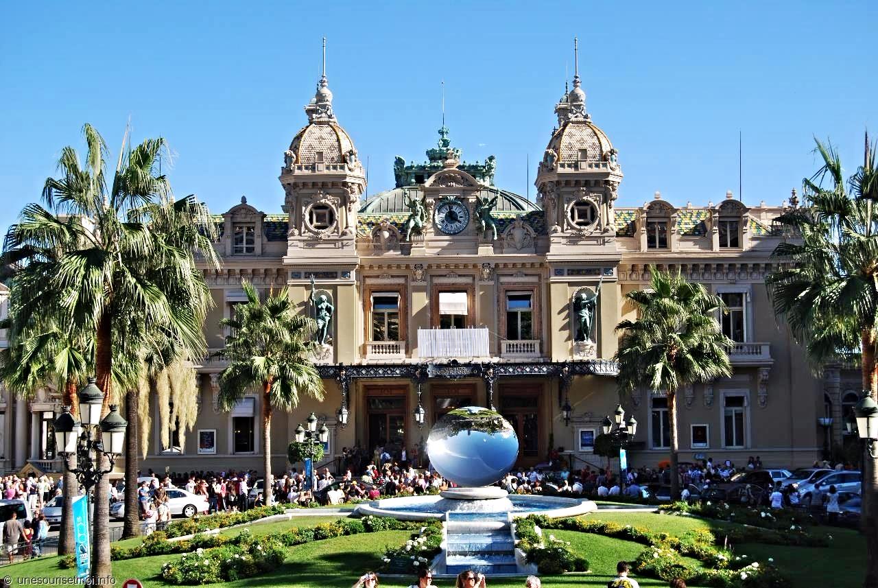 Casino of Monte-Carlo