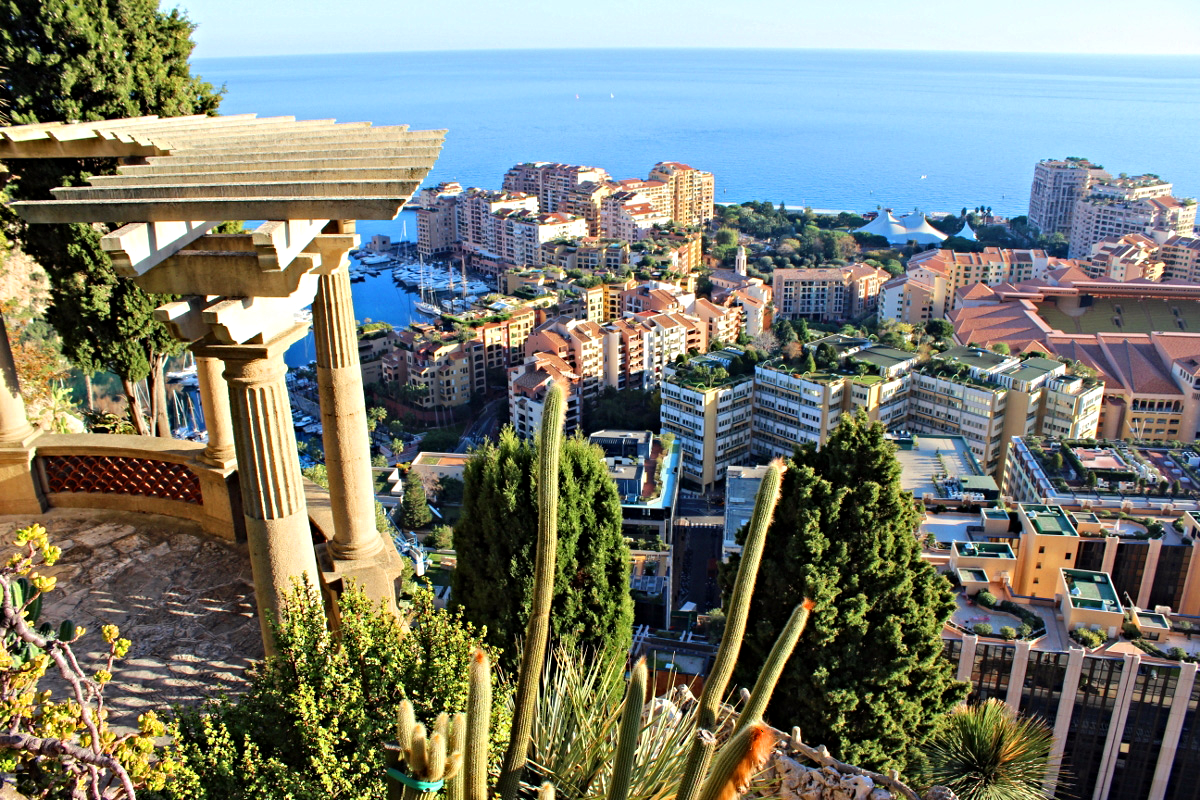 Fontvieille in Monaco