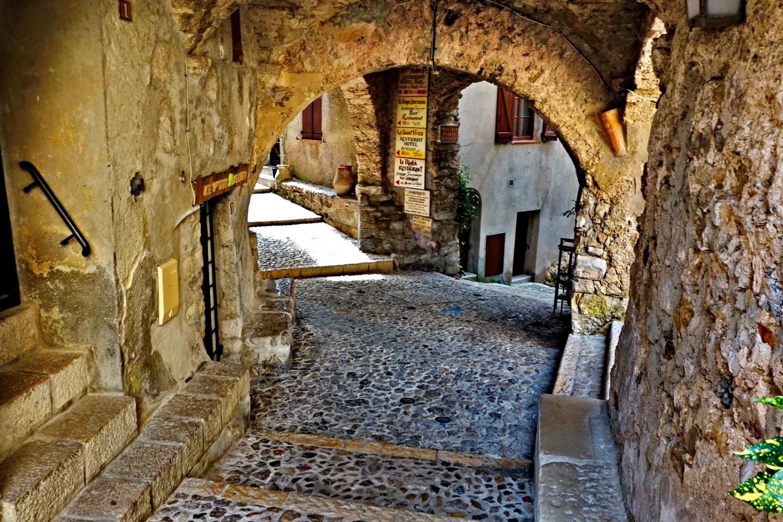 Sainte Agnes street